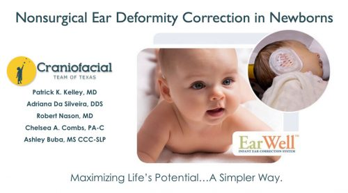 Ear Deformity Correction Infants EarWell® Correction System – Nonsurgical Ear Deformity Correction in Newborns